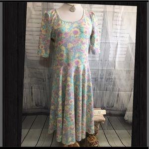 LulaRoe Ladies Nicole Dress NWT